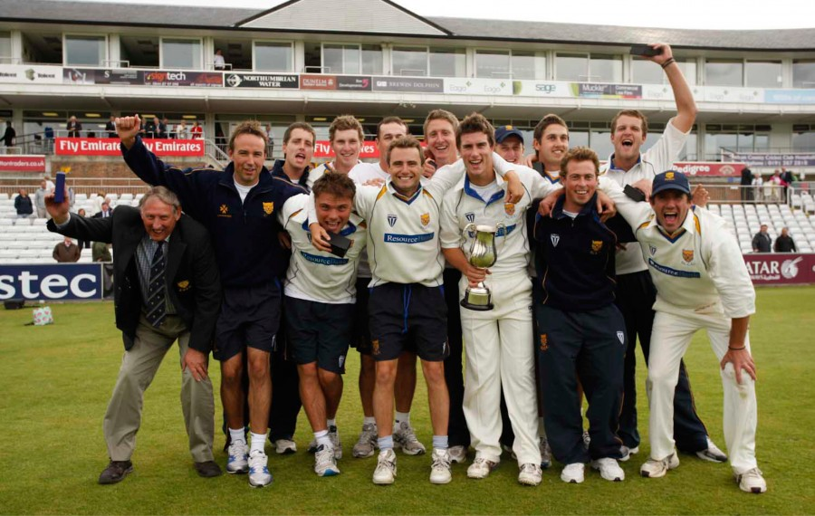 Minor Counties Knockout Trophy Winners 2010